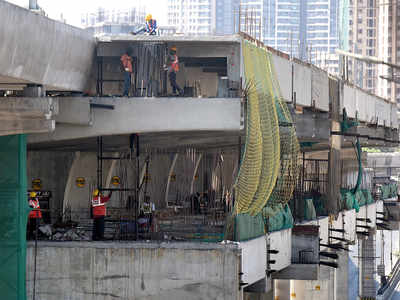 MMRDA expects 1,200 more workers in July
