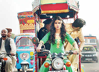 Movie Review: Happy Bhag Jayegi