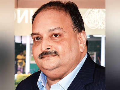 Mehul Choksi booked for duping developer, had sold part of a project 15 days before leaving India