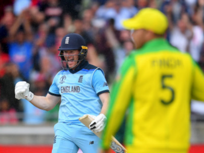 Eoin Morgan: We made Australia pay