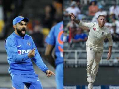 Ben Stokes wins the internet with his hilarious reply to a picture of Virat Kohli talking on the phone
