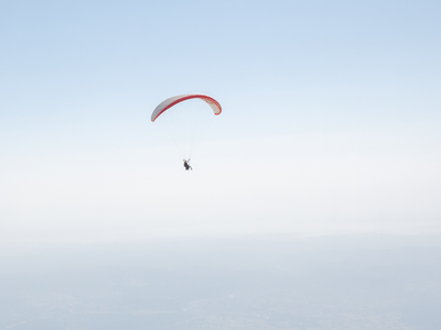 Suspicious parachute spotted in Ghansoli; residents worried about 'foreigner woman'