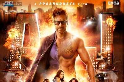 Film review: Action Jackson
