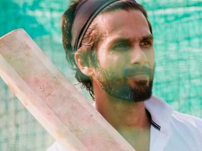 Jersey remake:  Shahid Kapoor starts prepping for Telugu blockbuster; watch video