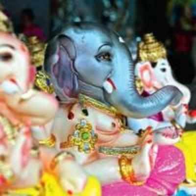 Corporators urge PMC to abolish octroi on idols