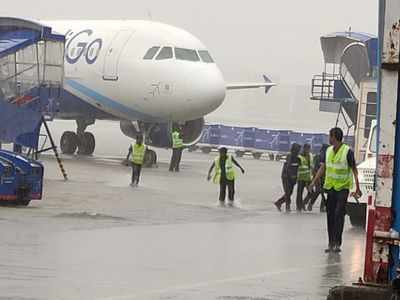Mumbai rains: 24 IndiGo flights grounded, chaos at Mumbai Airport