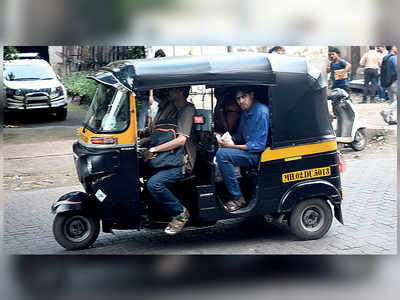 RTO starts hunt for autos caught over-charging & refusing fares
