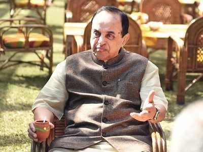 Subramanian Swamy: GST is the biggest madness of 21st Century