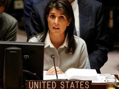 US stands isolated on Jerusalem move in United Nations