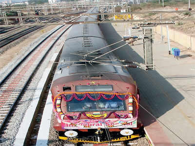 Bengaluru gets another overnight express train to Goa
