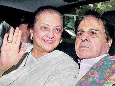 Dilip Kumar returns home
