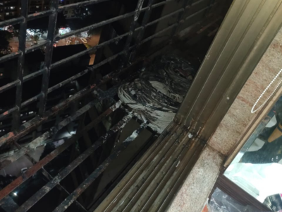 Mumbai: Fire breaks out at residential tower in Kandivali, no injuries reported