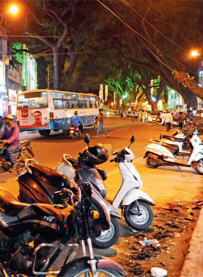 Business on Mosque Road hit as customers zip past