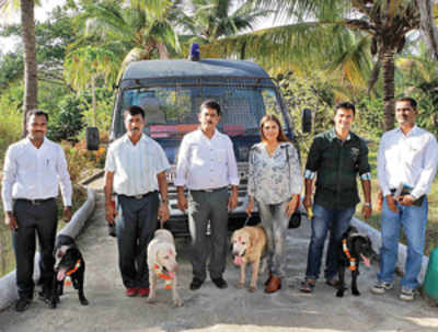 Finally, an old age home for 26/11 canine heroes