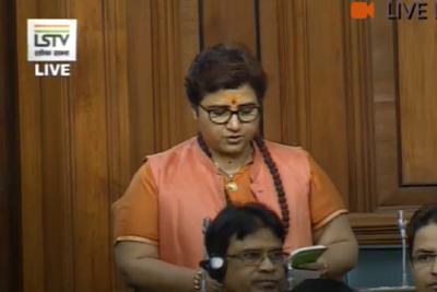 Parliament session live updates: Pragya Thakur tenders second apology on Godse remark