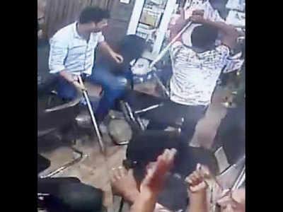 Man beaten by ex-business partner over work dispute