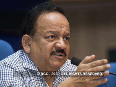 Attempt to divert attention from repeated failures: Harsh Vardhan slams Maharashtra govt over vaccine shortage claims