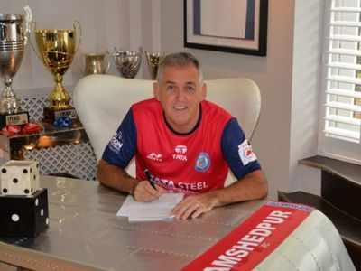From Burnley to Jamshedpur FC: Coach Owen Coyle looks for another turnaround