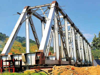 Long-pending Thane-Diva rail lines nears completion