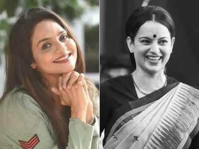Thalaivi: Madhoo Shah, who plays Janaki Ramachandran, talks about an emotional scene with Kangana Ranaut