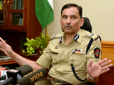 Mumbai police commissioner Sanjay Barve: Fully equipped to thwart 26/11 like attack