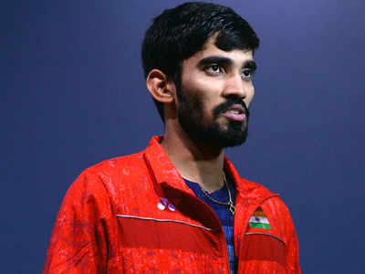 Srikanth calls umpiring 'ridiculous' after too many service faults