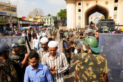Mecca Masjid verdict: NIA court acquits five accused, including Swami Aseemanand; AIMIM chief Asauddin Owaisi, rights activists disappointed