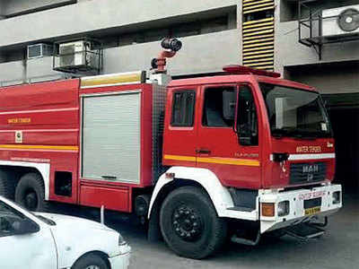 Look, what use fire tenders are put to