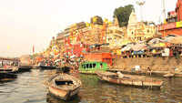 300 litres of fragrance used in Ganga ahead of French President's visit, alleges Congress MLA