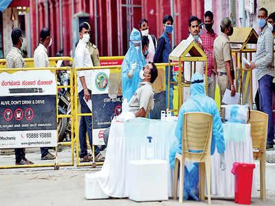 Karnataka's Covid-19 cases cross 10,000 mark; Bengaluru records 173 new cases