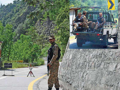 THE KASHMIR SITUATION : Pak moves 2,000 troops near LoC