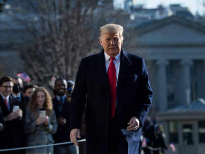 Live updates: 220 House members support impeaching US President Donald Trump