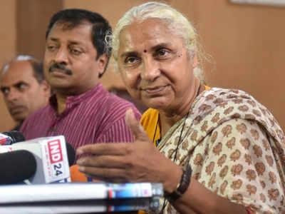Activist Medha Patkar: Proposed Sardar Sarovar dam dedication politically motivated