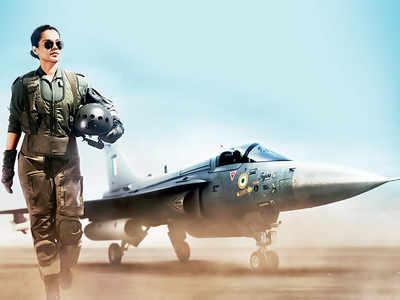 Kangana Ranaut's IAF pilot puts country before self