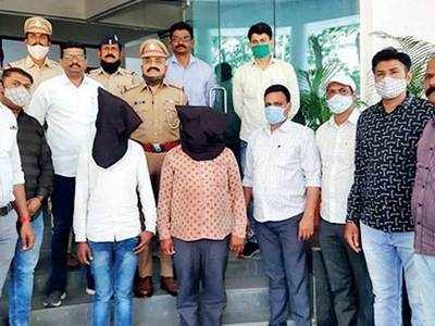 Another racket of fake RT-PCR report busted