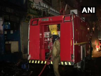 Breaking News Live: Fire breaks out in Delhi's Uttam Nagar area