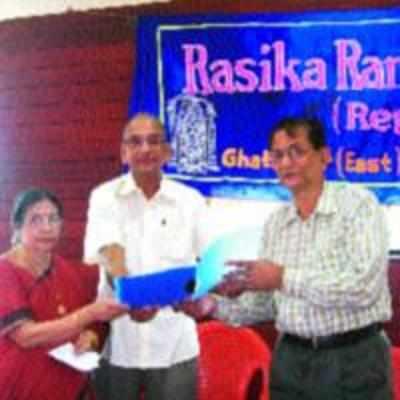 Rasika Ranjani Sabha marches ahead