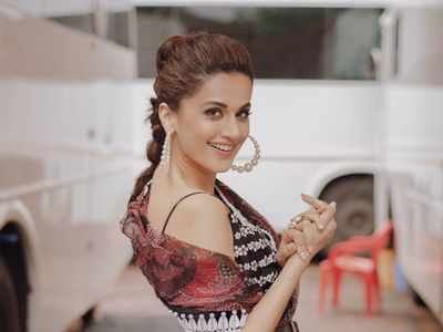 Taapsee Pannu reveals she is in a relationship