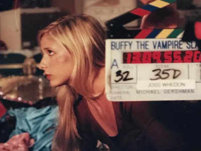 Sarah Michelle Gellar pays tribute to fans of Buffy: The Vampire Slayer