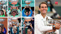 Nadal vs Federer: Who is greater? You decide