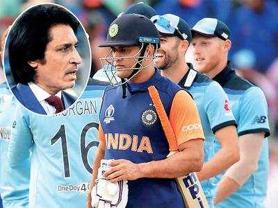 MS Dhoni divides the world