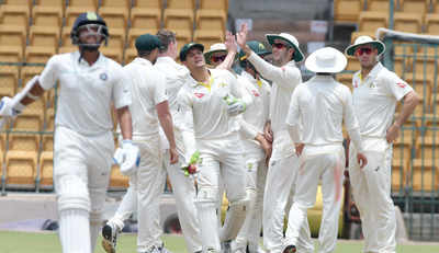 Meals dispatched from Ritz Carlton for Australia A, India A teams get stuck in Bengaluru's legendary traffic