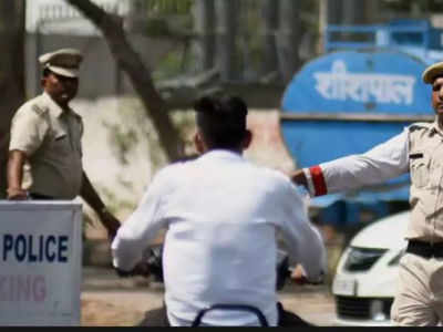 Don't insist on original driving licence:  Centre to cops