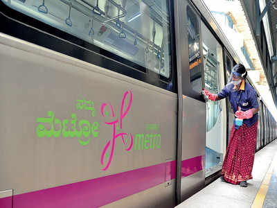 3 firms vie to finish Metro work on Bannerghatta Road