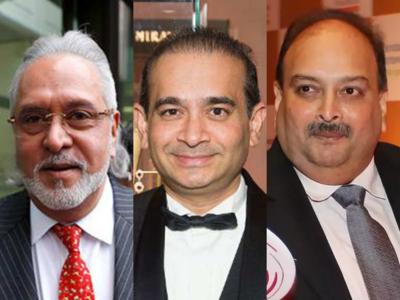 Rs 9,371 crore seized assets of Vijay Mallya, Mehul Choksi, Nirav Modi transferred to banks: ED