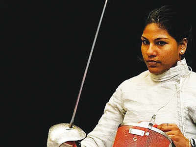 India's sword girl hopes for an Olympic medal