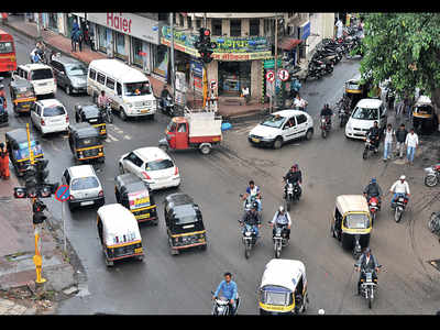 Now, smart signals to regulate city traffic