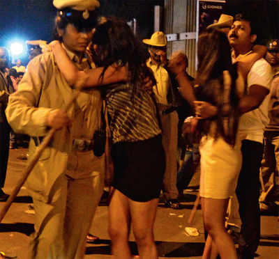 Bengaluru's night of shame