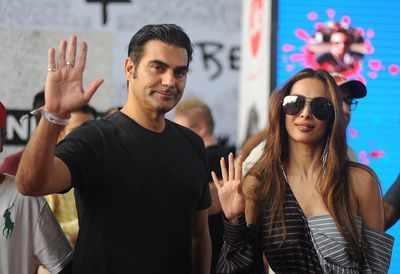 Justin Bieber Mumbai Concert: Malaika Arora and Arbaaz Khan attend show yesterday, granted divorce today