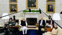 Watch: PM Modi meets US President Biden